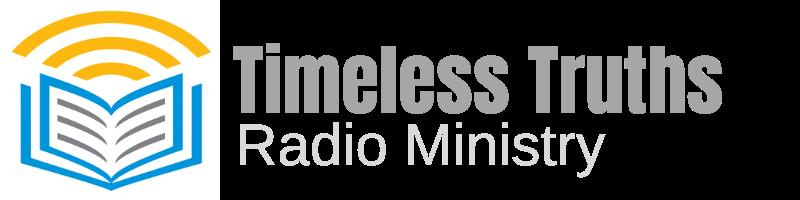 Timeless Truths Radio Program Logo